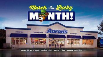 Aaron's Lucky Days TV Spot, 'Six Months Same as Cash' - Thumbnail 9