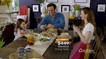 Ashley HomeStore Spring into Style Sale TV Spot, 'Bring Home the Savings' - Thumbnail 6