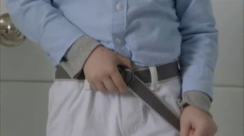 Clorox Bleach TV Spot, 'Bleachable Moments: Belt Buckle' - Thumbnail 5
