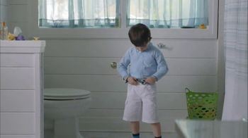 Clorox Bleach TV Spot, \'Bleachable Moments: Belt Buckle\'