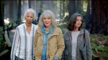 Prolia TV Spot, 'Hiking' Featuring Blythe Danner