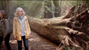Prolia TV Spot, 'Hiking' Featuring Blythe Danner - Thumbnail 9
