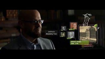 AncestryDNA TV Spot, 'Joshua's Story'