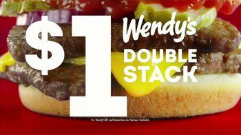 Wendy's Double Stack TV Spot, '¡Ve por la tuya!' [Spanish] - Thumbnail 7