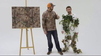 Realtree TV Spot, 'Camoflauge Pattern' Featuring Michael Waddell - 73 commercial airings