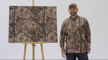 Realtree TV Spot, 'Camoflauge Pattern' Featuring Michael Waddell - Thumbnail 1