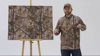 Realtree TV Spot, 'Camoflauge Pattern' Featuring Michael Waddell - Thumbnail 2