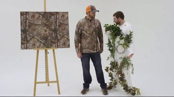 Realtree TV Spot, 'Camoflauge Pattern' Featuring Michael Waddell - Thumbnail 3