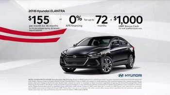 Hyundai Presidents Day Sales Event TV Spot, 'Best Deals of 2018' [T2] - Thumbnail 7