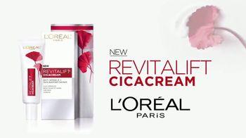 L'Oreal Paris Revitalift Cicacream TV Spot, 'Infused' - Thumbnail 8
