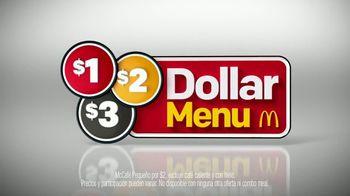 McDonald's $1 $2 $3 Dollar Menu TV Spot, 'No sonó el despertador' [Spanish] - Thumbnail 7