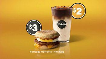 McDonald's $1 $2 $3 Dollar Menu TV Spot, 'No sonó el despertador' [Spanish] - Thumbnail 4