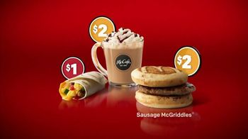 McDonald's $1 $2 $3 Dollar Menu TV Spot, 'No sonó el despertador' [Spanish] - Thumbnail 5