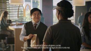 McDonald's $1 $2 $3 Dollar Menu TV Spot, 'No sonó el despertador' [Spanish] - Thumbnail 6