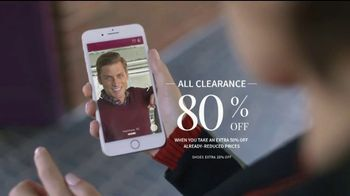 JoS. A. Bank Up to 70 Percent Off Sale TV Spot, 'Shirts, Suits & Clearance' - Thumbnail 7