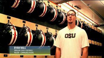 Pac-12 Conference TV Spot, 'PAC Profiles: Ryan Nall' - Thumbnail 1