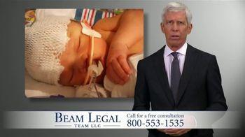 Beam Legal Team, LLC TV Spot, 'Money Matters' - Thumbnail 1