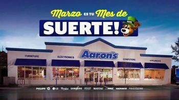 Aaron's Lucky Days TV Spot, 'Ahorra en grande' [Spanish] - Thumbnail 8