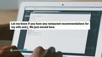 Grammarly TV Spot, 'Find the Perfect Word' - Thumbnail 5