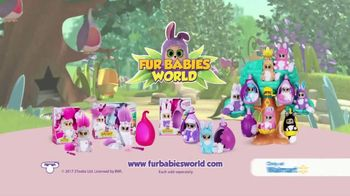 Fur Babies World TV Spot, 'Cuddly Plush Toys' - Thumbnail 8