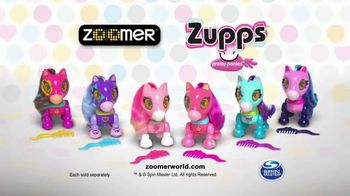 Zoomer Zupps Pretty Ponies TV Spot, 'Pony Song' - Thumbnail 9