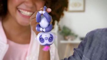 Fingerlings Purple Sloth TV Spot, 'The Silly Addition'