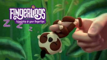 Fingerlings Purple Sloth TV Spot, 'The Silly Addition' - Thumbnail 1