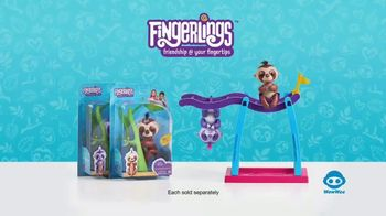 Fingerlings Purple Sloth TV Spot, 'The Silly Addition' - Thumbnail 10