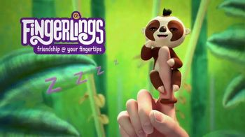 Fingerlings Purple Sloth TV Spot, 'The Silly Addition' - Thumbnail 2