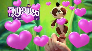 Fingerlings Purple Sloth TV Spot, 'The Silly Addition' - Thumbnail 3