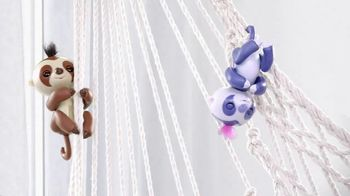 Fingerlings Purple Sloth TV Spot, 'The Silly Addition' - Thumbnail 7