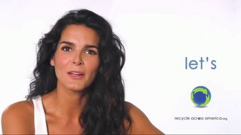 Recycle Across America TV Spot, 'Recycle Right' Featuring Angie Harmon - Thumbnail 9