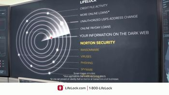 LifeLock With Norton TV Spot, 'Bulls DSP 1.0' - Thumbnail 7