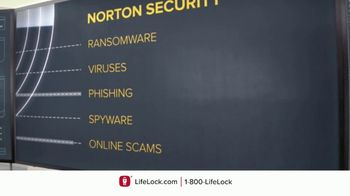 LifeLock With Norton TV Spot, 'Bulls DSP 1.0' - Thumbnail 8