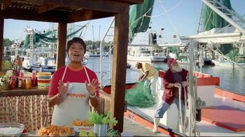 Popeyes $5 Butterfly Shrimp Tackle Box TV Spot, 'Other Guys' Seafood' - Thumbnail 7