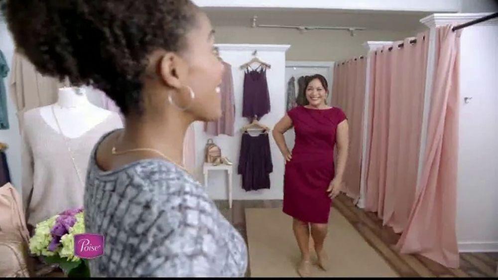 Poise Pads TV Commercial, 'Little Leaks' Featuring Brooke Burke-Charvet