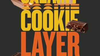 Hershey's Cookie Layer Crunch TV Spot, 'Why Layers Make Your Face Better' - Thumbnail 8