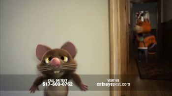 Catseye Pest Control TV Spot, 'Safe & Secure' - Thumbnail 6