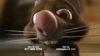 Catseye Pest Control TV Spot, 'Safe & Secure'