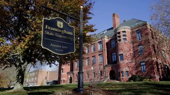 Framingham State University TV Spot, 'My Way' - Thumbnail 1