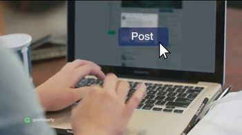 Grammarly TV Spot, 'Instant Writing Help' - Thumbnail 8