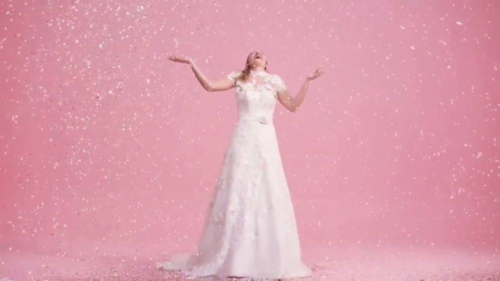 Davids Bridal 99 Sale TV Commercial That Feeling When Its On