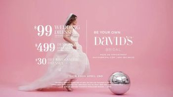 David's Bridal $99 Sale TV Spot, 'That Feeling When It's On Sale' - Thumbnail 7