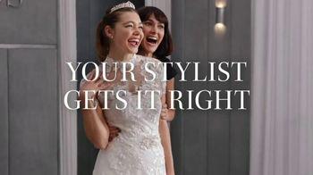David's Bridal $99 Sale TV Spot, 'That Feeling When It's On Sale' - Thumbnail 4