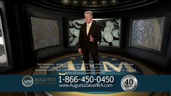 Augusta Precious Metals TV Spot, 'Answers About Silver' - Thumbnail 9