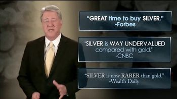 Augusta Precious Metals TV Spot, 'Answers About Silver'