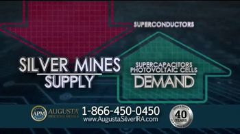 Augusta Precious Metals TV Spot, 'Answers About Silver' - Thumbnail 6