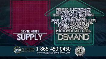Augusta Precious Metals TV Spot, 'Answers About Silver' - Thumbnail 7