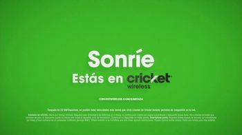 Cricket Unlimited 2 TV Spot, 'Hair' [Spanish] - Thumbnail 10