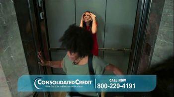 Consolidated Credit TV Spot, 'Elevator Bats' - Thumbnail 4